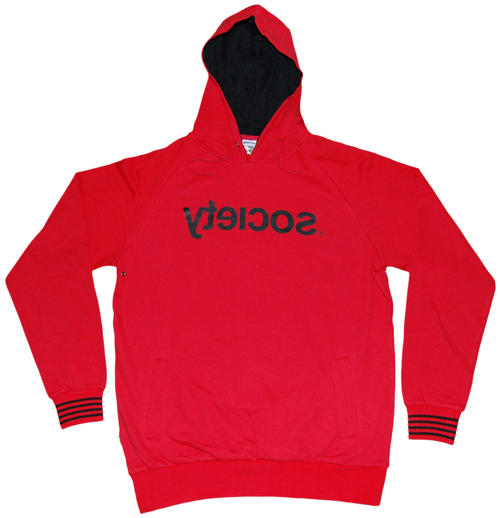 <!--2011110111-->Society Original Products - 'Noodle' [(Red) Hooded Sweatshirt]