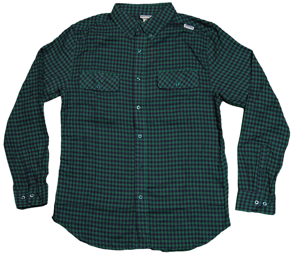 Society Original Products - 'Big Country' [(Green) Button Down Shirt]