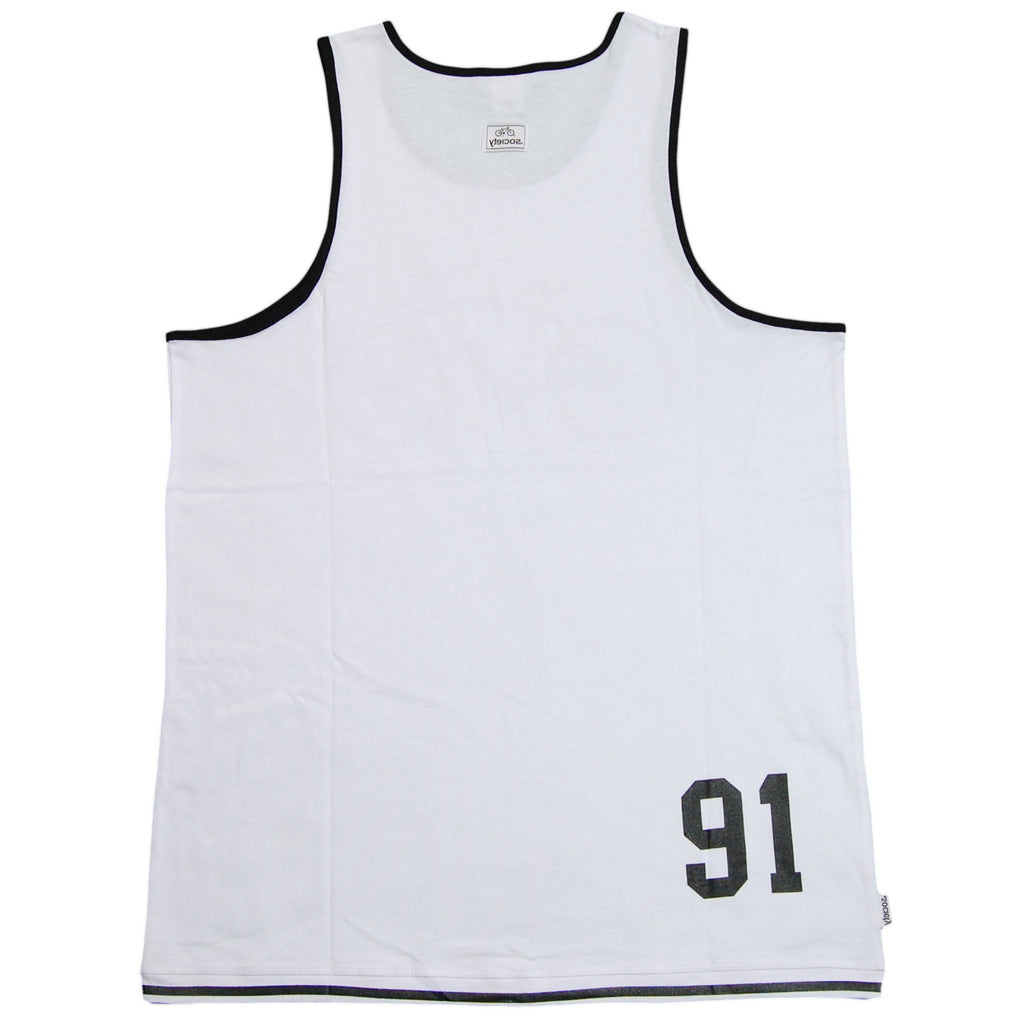 Society Original Products - 'Warrior' [(White) Tank Top]