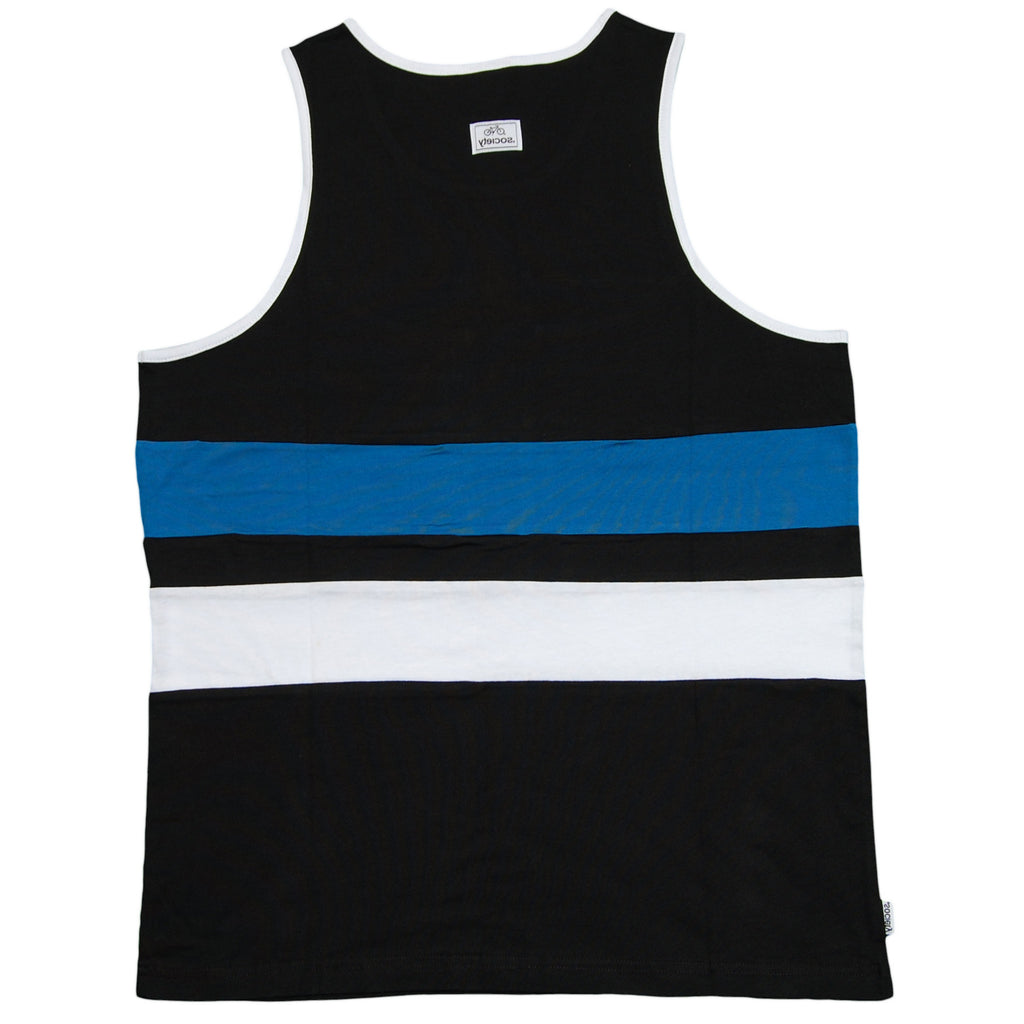 <!--2012050838-->Society Original Products - 'The Wave' [(Black) Tank Top]