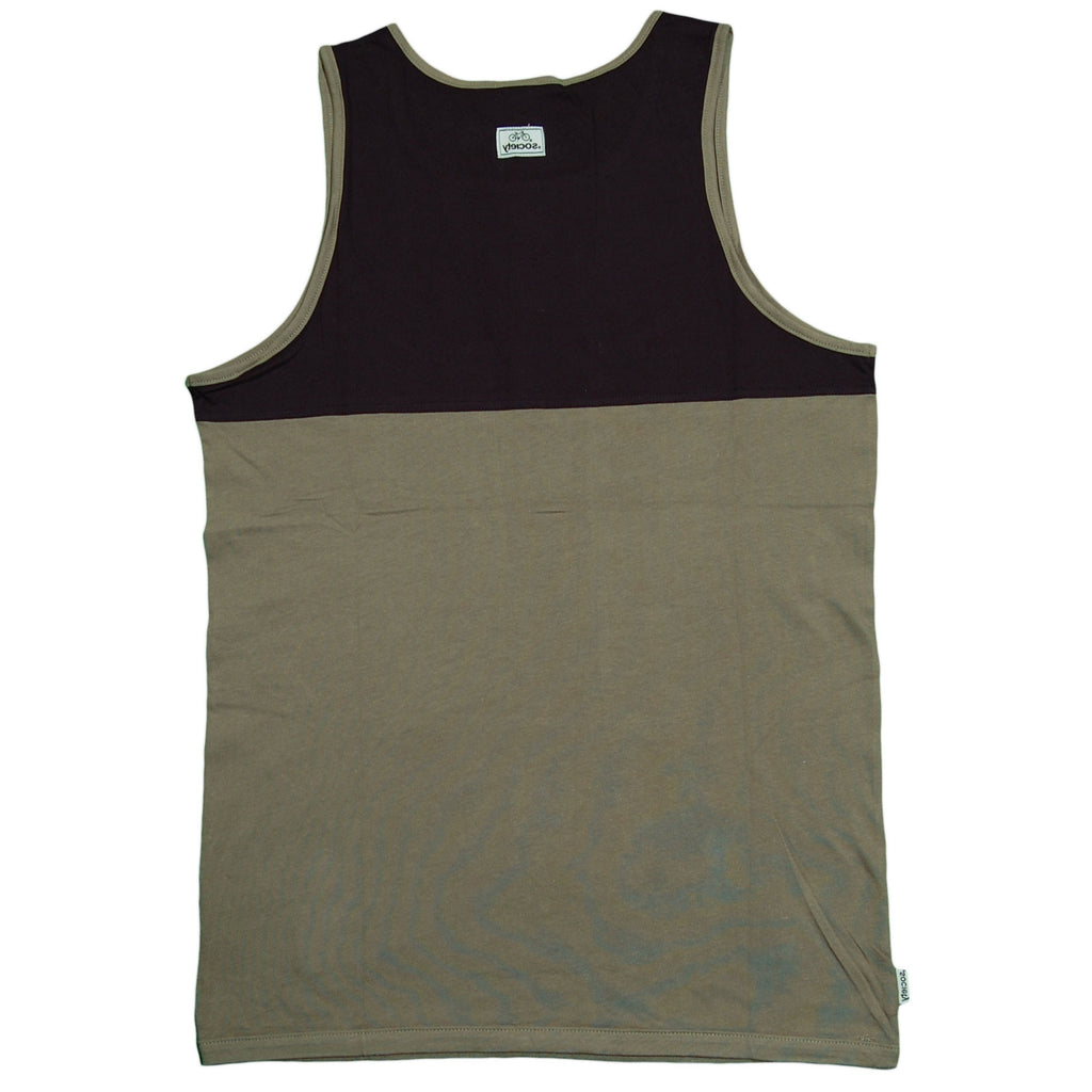 <!--2013061835-->Society Original Products - 'Bike Soup' [(Gray) Tank Top]