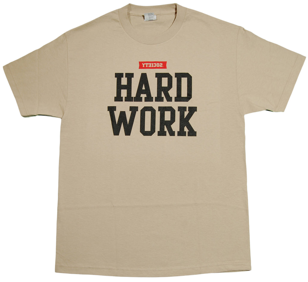 <!--2013040219-->Society Original Products - 'Hard Body' [(Light Brown) T-Shirt]