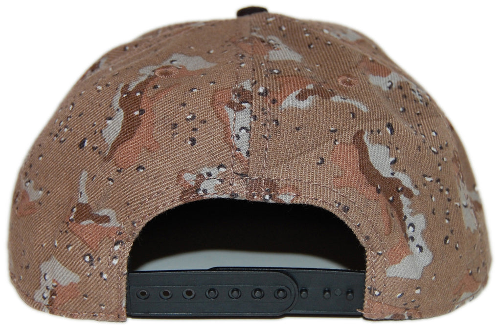 <!--020130521056664-->Society Original Products - 'All Star - 6 Day Camo' [(Camo Pattern) Snap Back Hat]