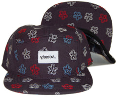 <!--020130618057519-->Society Original Products - 'Soul Cap' [(Dark Blue) Five Panel Camper Hat]