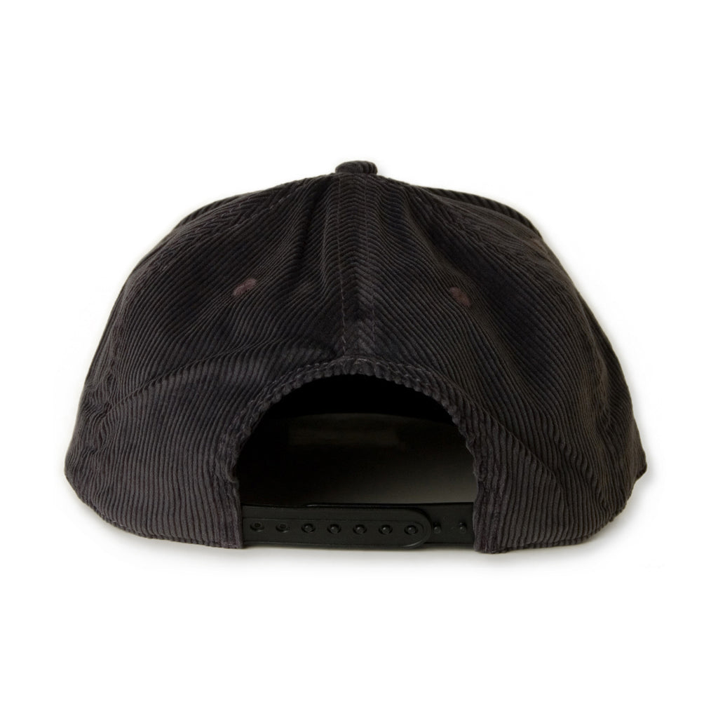 <!--020131119061093-->Society Original Products - 'People's Choice - Corduroy' [(Dark Gray) Snap Back Hat]