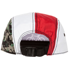 <!--020140716064820-->Society Original Products - 'East Flag' [(Multi-Color) Five Panel Camper Hat]