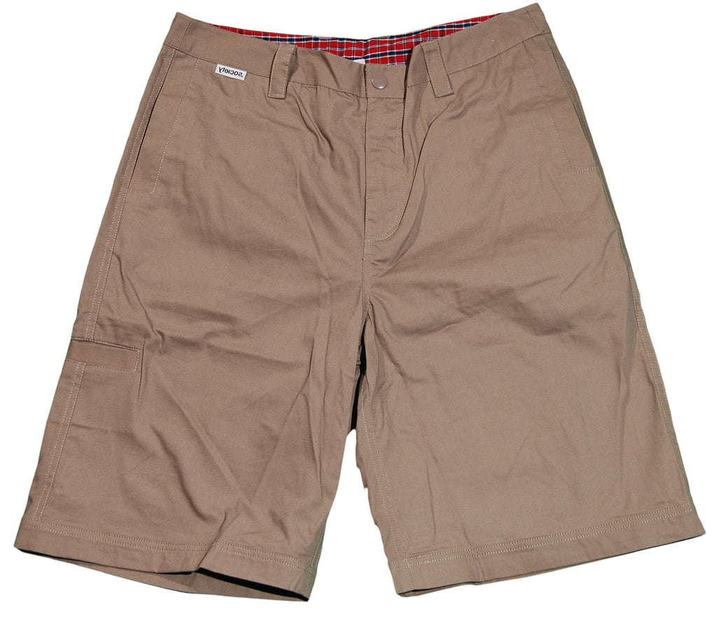 <!--2011041940-->Society Original Products - 'Good Grief 2' [(Light Brown) Shorts]