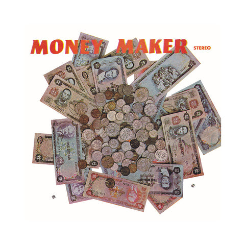 "[""Various Artists - 'Money Maker' [(Black) Vinyl LP]""]"
