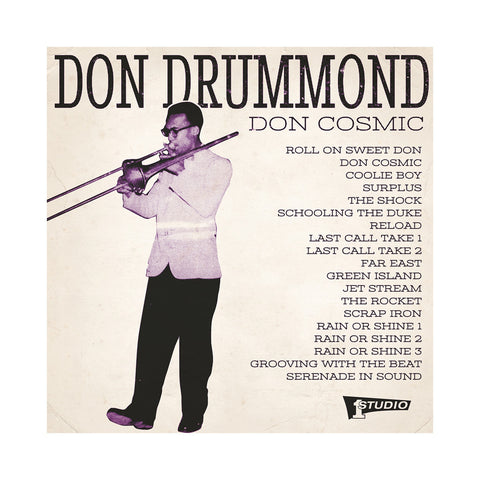 Don Drummond - 'Don Cosmic' [CD]