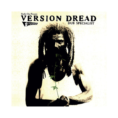 "[""Various Artists - 'Version Dread' [(Red) Vinyl [2LP]]""]"