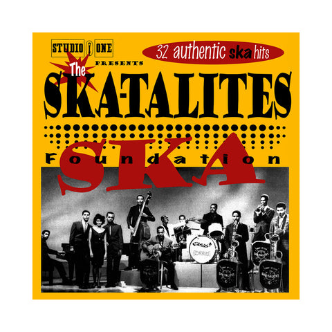 The Skatalites - 'Foundation Ska' [(Black) Vinyl [2LP]]