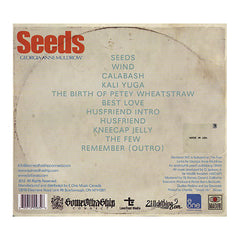<!--2012032735-->Georgia Anne Muldrow w/ Madlib - 'Seeds' [CD]