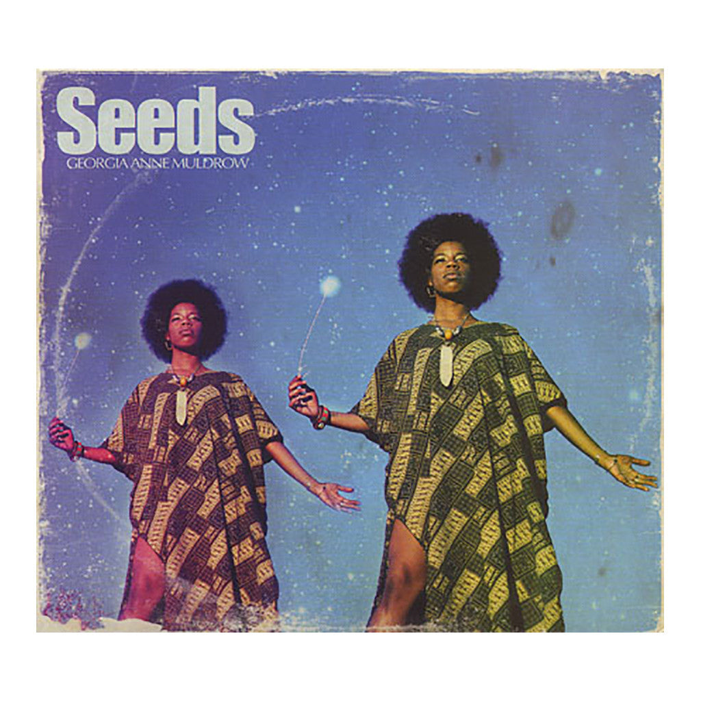 <!--120120327040789-->Georgia Anne Muldrow w/ Madlib - 'Seeds' [CD]