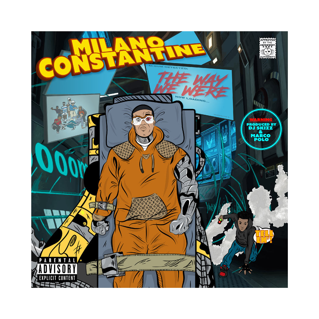 Milano Constantine - 'The Way We Were' [CD]