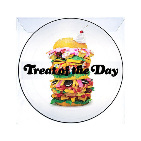 "[""Ghettosocks - 'Treat Of The Day' [(Picture Disc) Vinyl LP]""]"