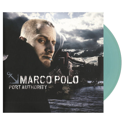 Marco Polo - 'Port Authority (Deluxe Edition)' [(Blue) Vinyl [2LP]]