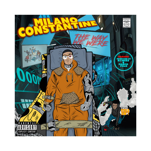 "[""Milano Constantine - 'The Way We Were' [(Black) Vinyl LP]""]"