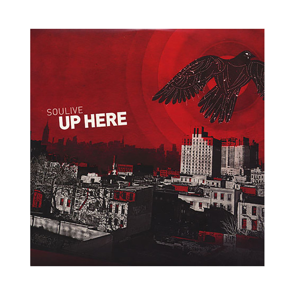 <!--2009080425-->Soulive - 'Up Here' [(Black) Vinyl LP]