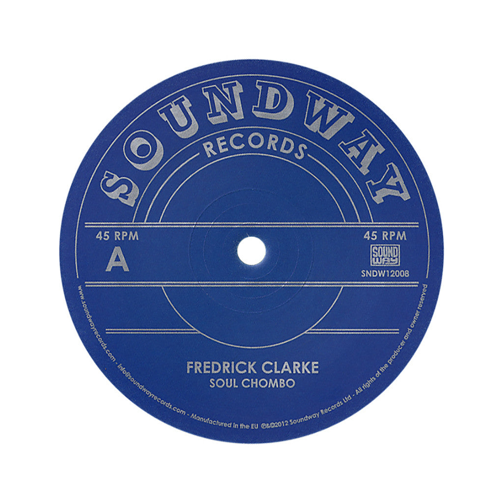 "<!--020120703047069-->Fredrick Clarke b/w Jungle Rat USA b/w Ralph Weeks - 'Soul Chombo b/w Just Love One Another b/w We're Still Strong' [(Black) 12"" Vinyl Single]"