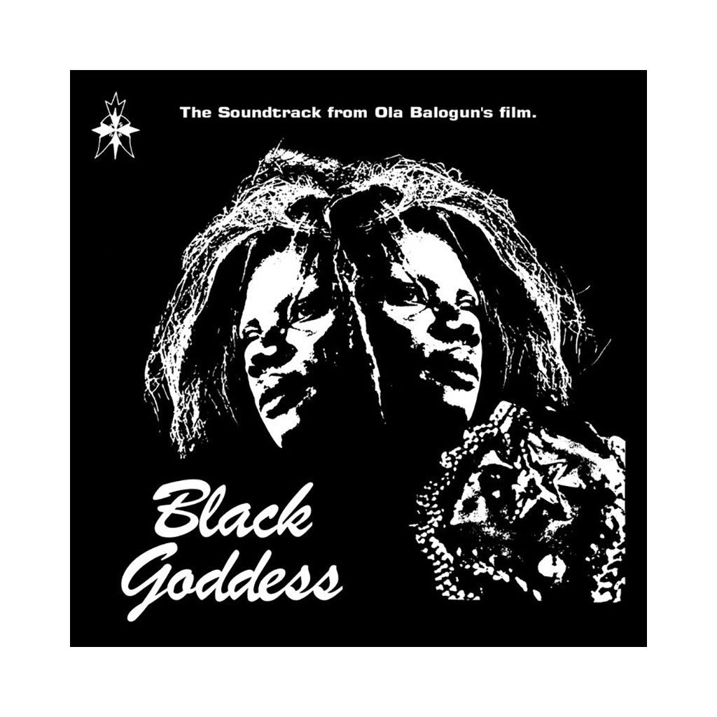 Remi Kabaka - 'Black Goddess (Original Soundtrack)' [CD]