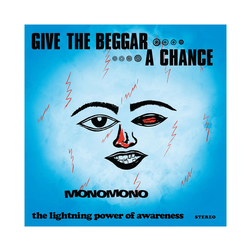 Monomono - 'Give The Beggar A Chance' [CD]