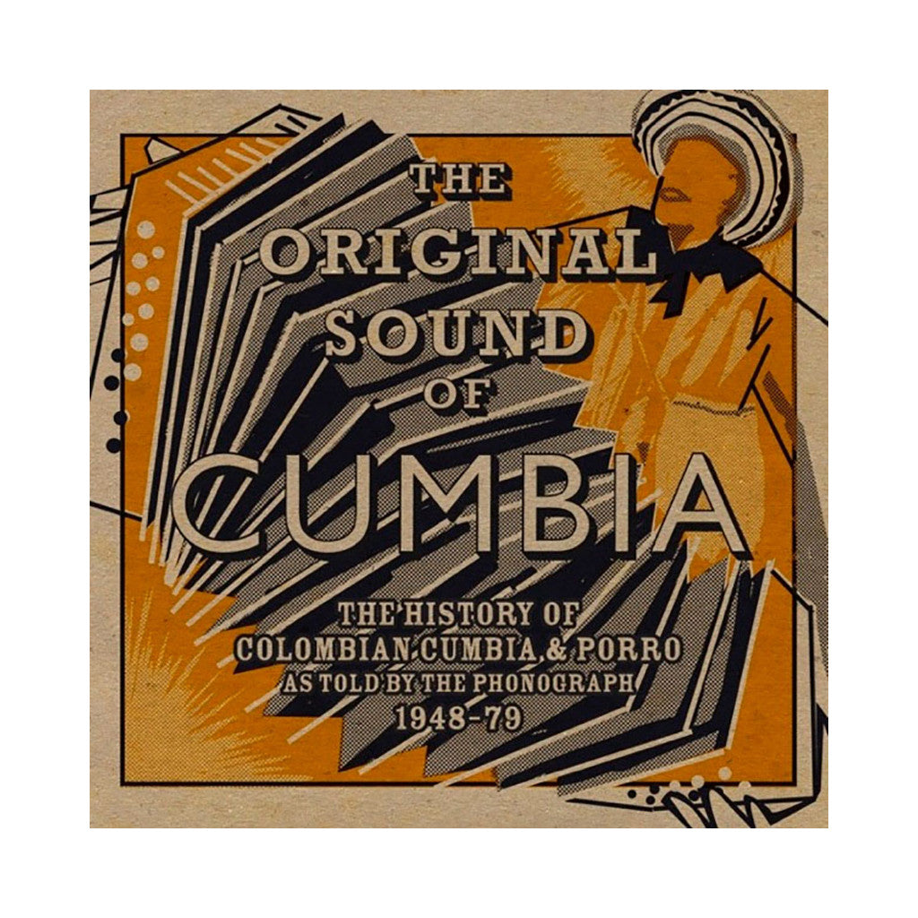 <!--020111206000261-->Various Artists - 'Original Sound of Cumbia: The History of Colombian Cumbia & Porro, Part A' [(Black) Vinyl [3LP]]