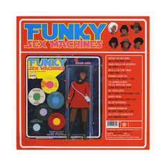 Various Artists - 'Funky Sex Machines: 10 Super Rare Original Funk Monsters From The Late 60's To The Early 70's' [(Black) Vinyl LP]