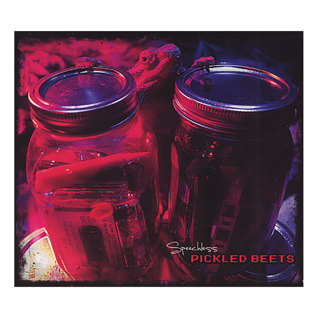 <!--020100914023967-->Speechless - 'Pickled Beets' [CD]