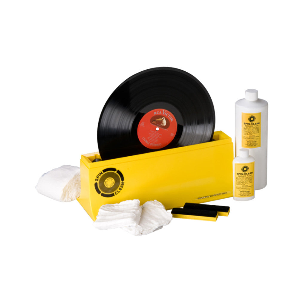 <!--019000101001067-->Spin-Clean - 'MKII Record Washer Package' [Cleaning Tool]