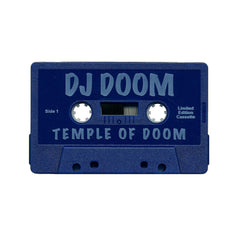 <!--020131231061038-->DJ Doom - 'Temple Of Doom' [(Blue) Cassette Tape]