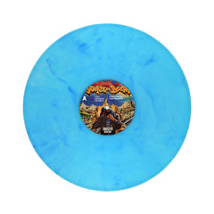 <!--020140610062667-->DJ Doom - 'Temple Of Doom' [(Blue) Vinyl [2LP]]