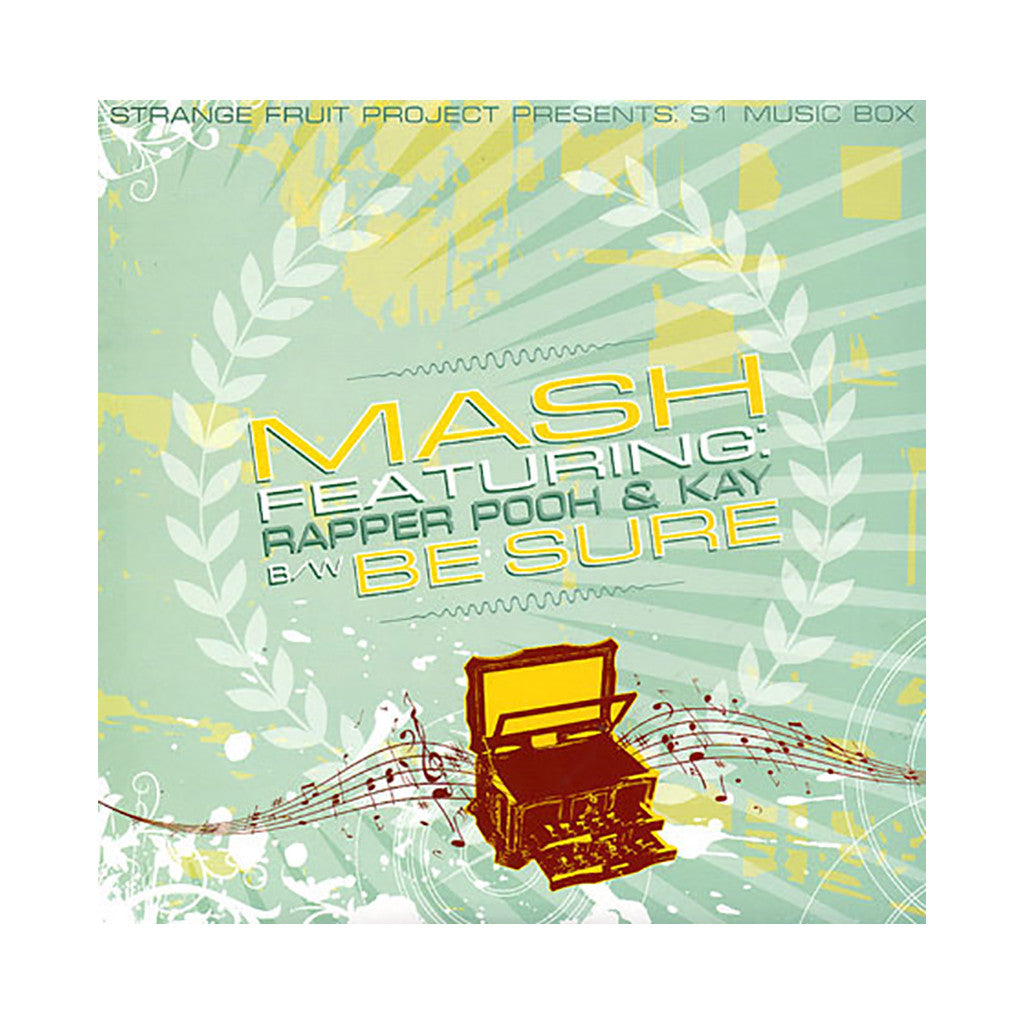 <!--2008062327-->Strange Fruit Project - 'Mash' [Streaming Audio]