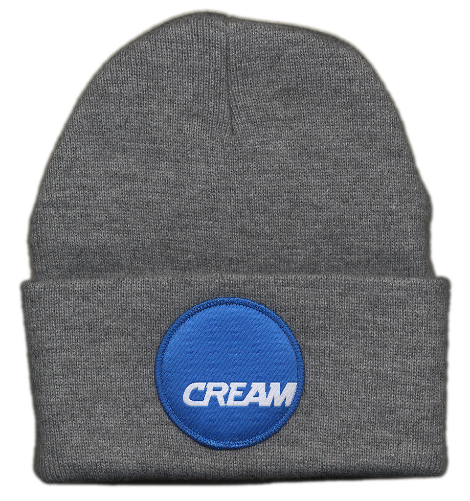 <!--020120925049323-->Spksmen - 'CREAM Beanie' [(Gray) Winter Beanie Hat]