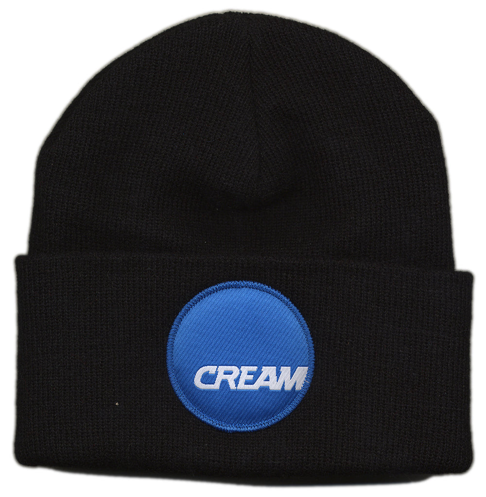 <!--020120925049324-->Spksmen - 'CREAM Beanie' [(Black) Winter Beanie Hat]