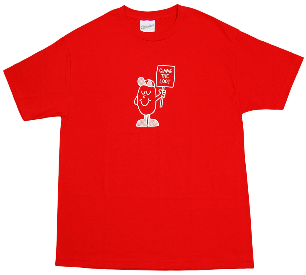 <!--2012092536-->Spksmen - 'Loot' [(Red) T-Shirt]