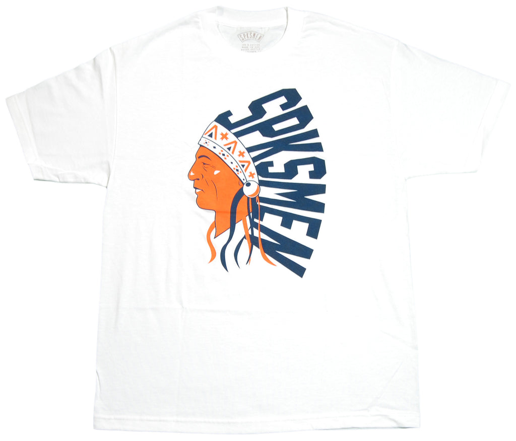 <!--2012061949-->Spksmen - 'Chief' [(White) T-Shirt]