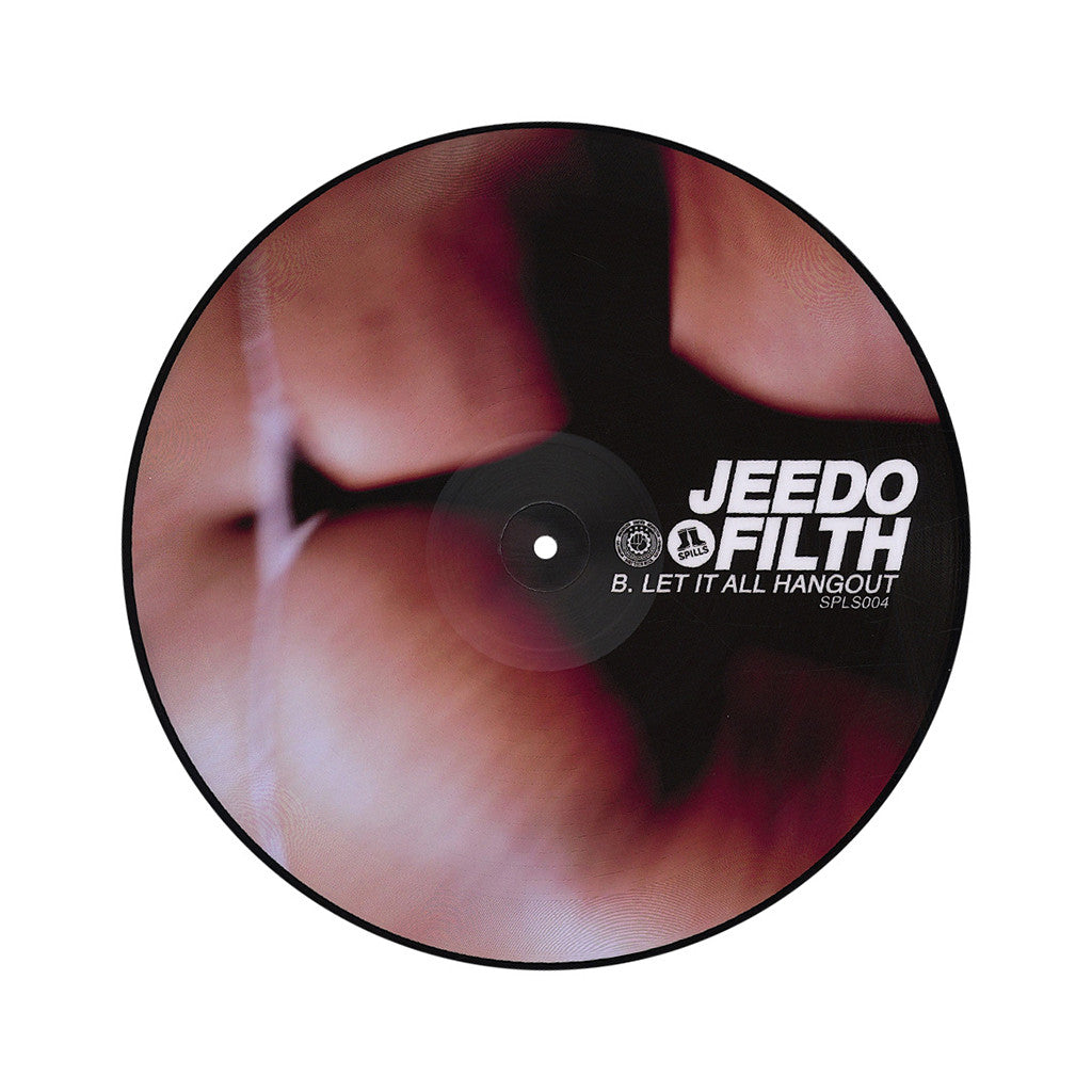 "Jeedo - 'Make It Boom/ Let It All Hangout' [(Picture Disc) 12"" Vinyl Single]"