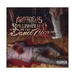 <!--120140603063532-->Amadeus The Stampede - 'Spilling Blood On The Dance Floor' [CD]