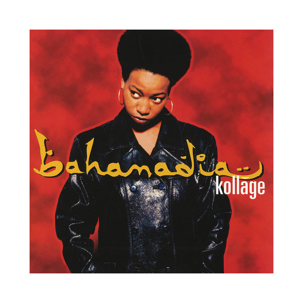 <!--019960101011214-->Bahamadia - 'Kollage' [(Black) Vinyl [2LP]]