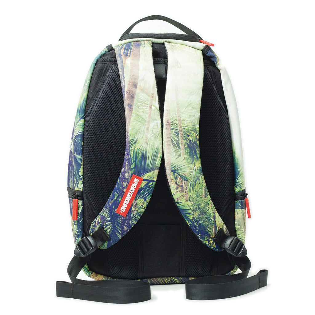 <!--020140313062695-->Sprayground - 'Jungle Camo' [(Green) Backpack]