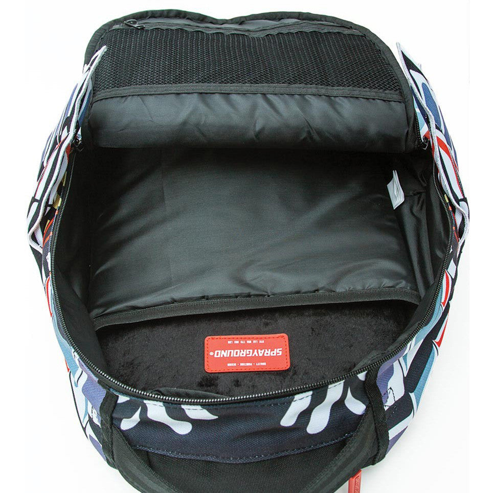 <!--020140313062698-->Sprayground - 'Apache Wings' [(Multi-Color) Backpack]