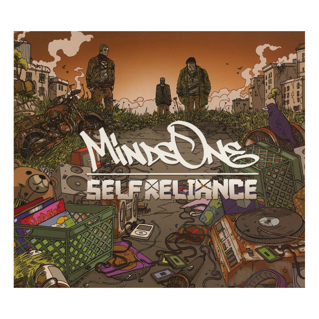 <!--020100921024591-->MindsOne - 'Self Reliance' [CD]