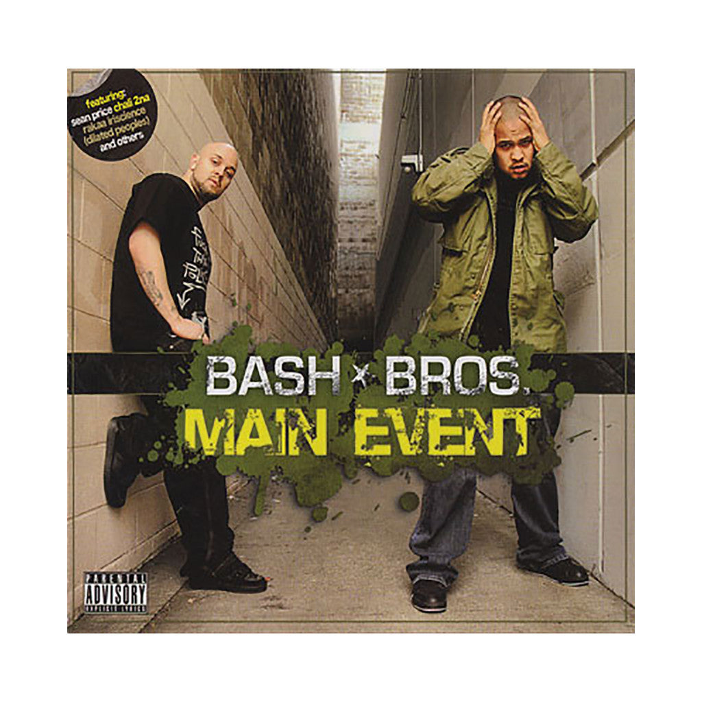 <!--2008081643-->Bash Bros. - 'Rock the Spot' [Streaming Audio]