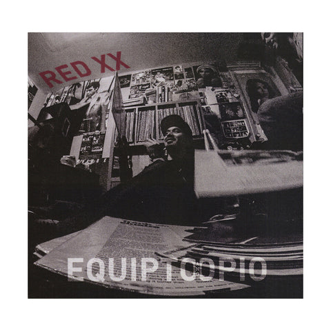 Opio & Equipto - 'Red XX' [CD]