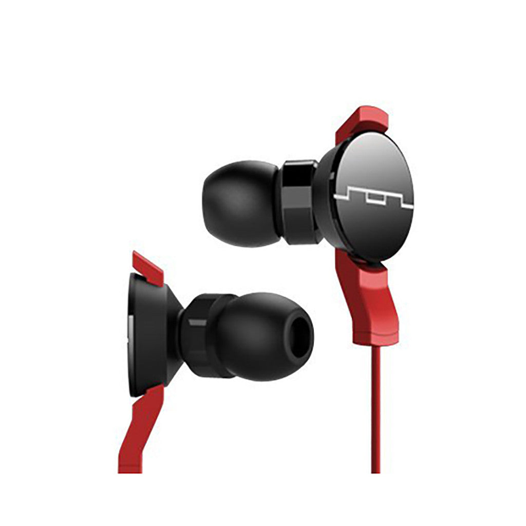 <!--020120306042641-->Sol Republic - 'Amps' [(Red) Earbuds]