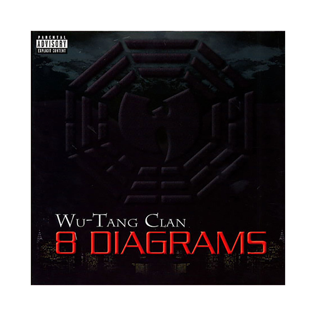 <!--020071211010914-->Wu-Tang Clan - '8 Diagrams' [CD]