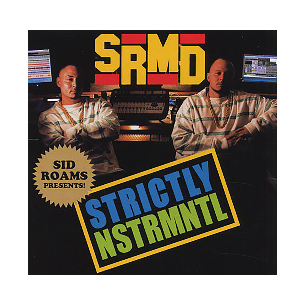 <!--2008031141-->Sid Roams - 'Strictly Nstrmntl' [CD]