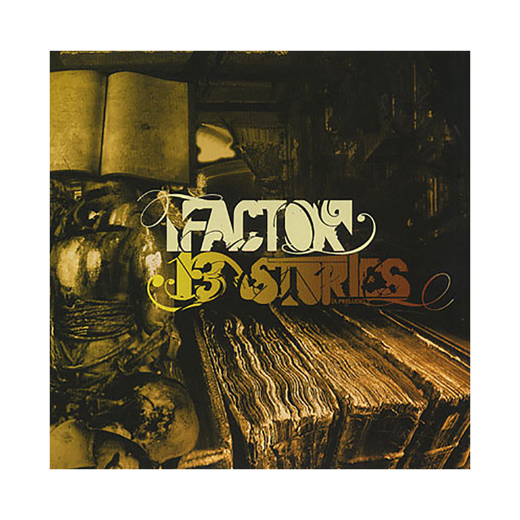 <!--2010011237-->Factor - '13 Stories (A Prelude)' [CD]