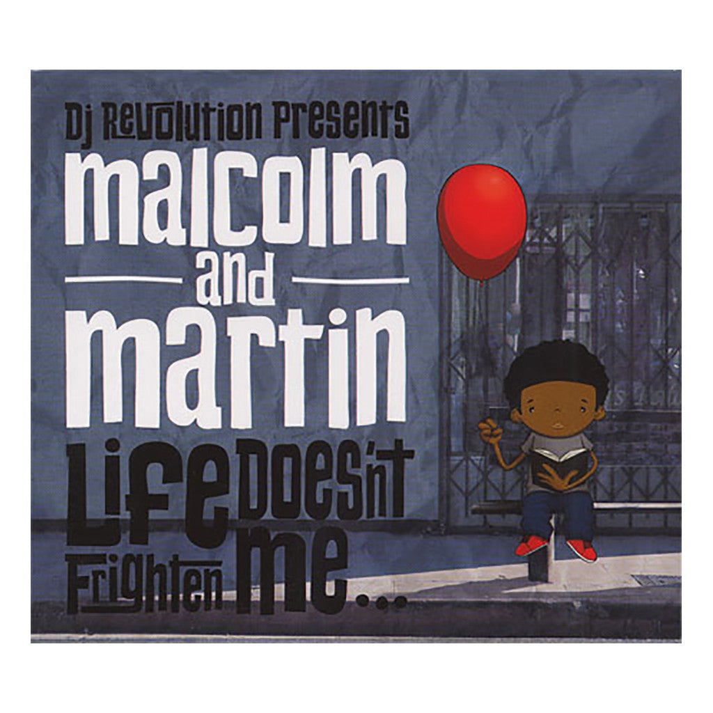<!--2011022410-->Malcolm and Martin - 'Bear Witness' [Streaming Audio]