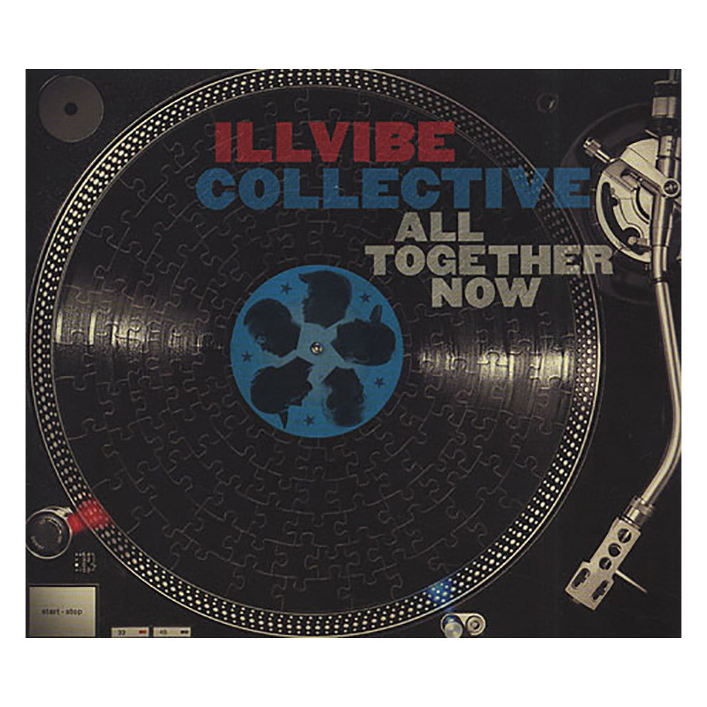 Illvibe Collective - 'All Together Now' [CD]